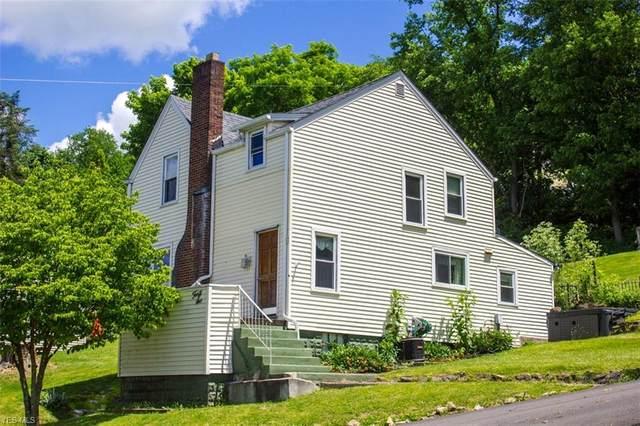 46 Warwood Terrace, Wheeling, WV 26003 (MLS #4195925) :: The Holden Agency