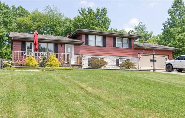 731 Regal Drive, Youngstown, OH 44515 (MLS #4196117) :: The Holden Agency