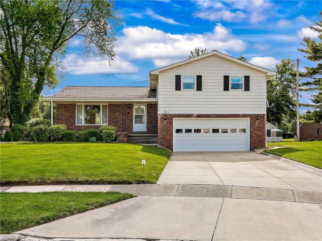 161 Grayling Drive, Fairlawn, OH 44333 (MLS #4196345) :: The Holden Agency