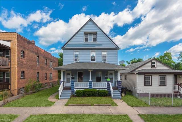 6000 Wakefield Avenue, Cleveland, OH 44102 (MLS #4196486) :: The Holden Agency