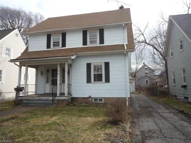 1367 Bellows Street, Akron, OH 44301 (MLS #4196507) :: RE/MAX Edge Realty