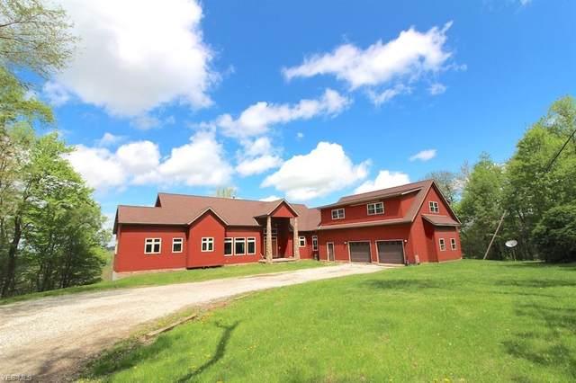 49393 Glencoe Whitney Road, Belmont, OH 43718 (MLS #4196529) :: Keller Williams Chervenic Realty