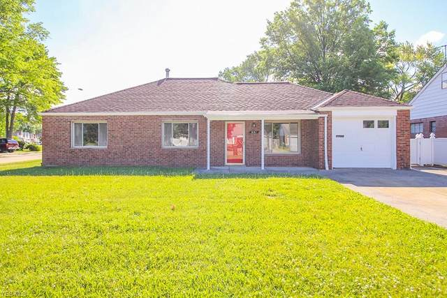 641 Walnut Drive, Euclid, OH 44132 (MLS #4196550) :: The Holden Agency