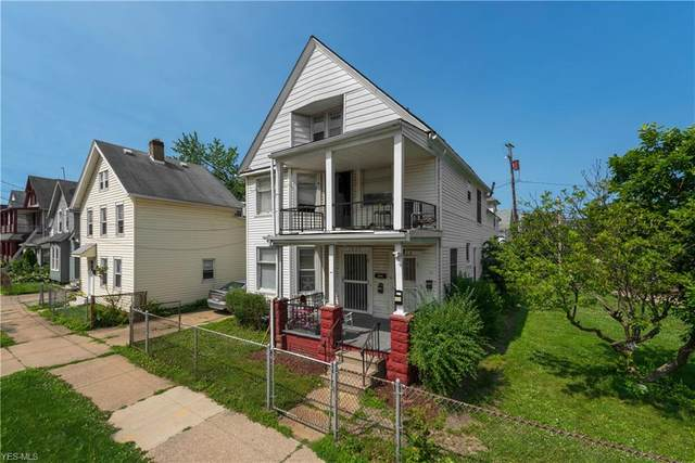 1818-1820 W 57th Street, Cleveland, OH 44102 (MLS #4196647) :: The Holden Agency