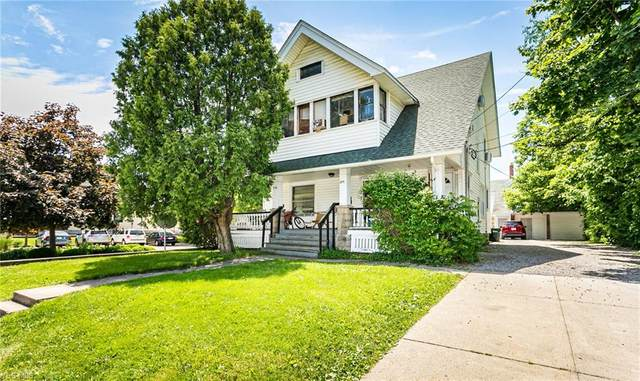 205 Front Street, Berea, OH 44017 (MLS #4196854) :: The Holden Agency