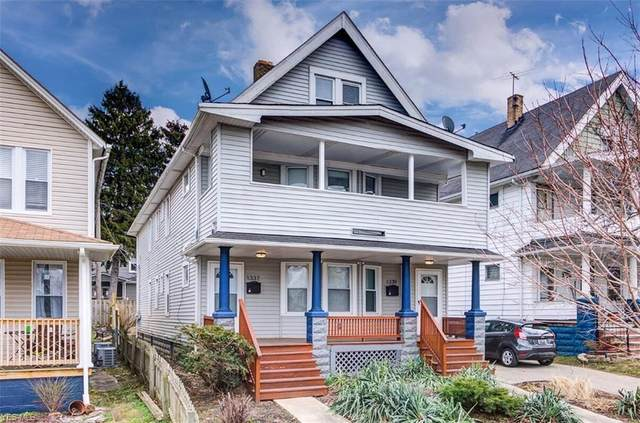 1337 W 61st Street, Cleveland, OH 44102 (MLS #4197117) :: The Art of Real Estate