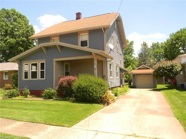 532 S Silver Street, Louisville, OH 44641 (MLS #4197236) :: The Holden Agency
