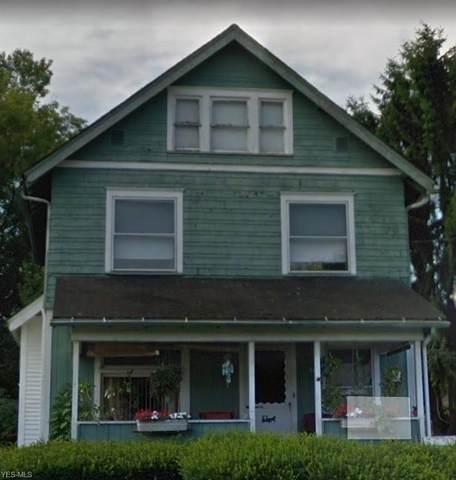 231 Pasadena Avenue, Youngstown, OH 44507 (MLS #4197268) :: The Crockett Team, Howard Hanna