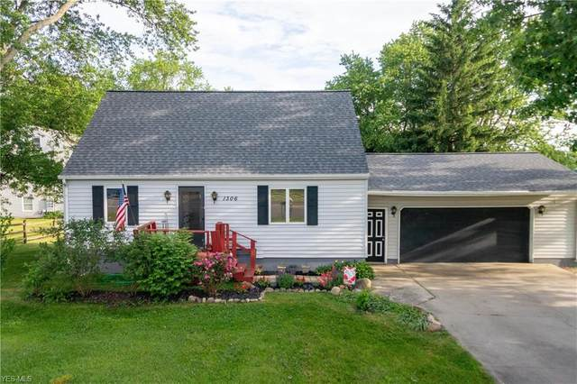 1306 Frost Road, Streetsboro, OH 44241 (MLS #4197297) :: Krch Realty