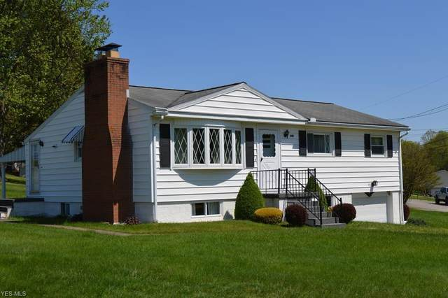 840 Country Club Drive, Sistersville, WV 26175 (MLS #4197519) :: Krch Realty