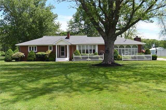 3308 Center Road, Ashtabula, OH 44004 (MLS #4197615) :: The Holden Agency