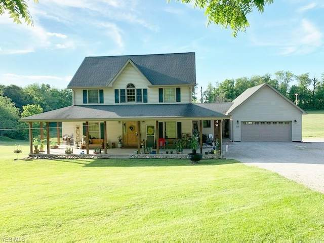395 Township Road 267, Amsterdam, OH 43903 (MLS #4197701) :: The Holden Agency