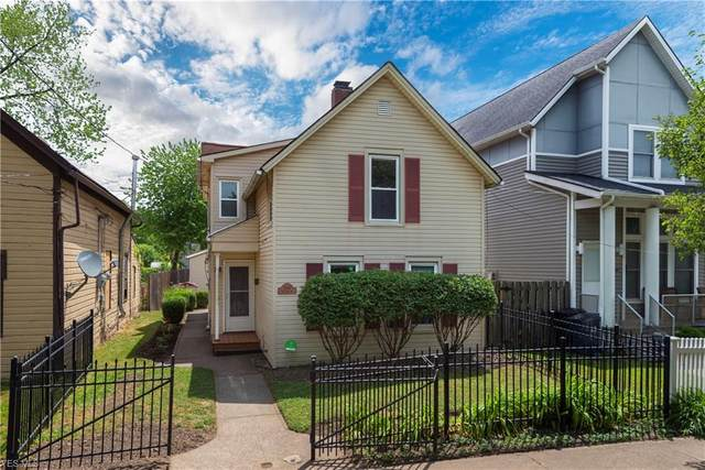 2065 W 42nd Street, Cleveland, OH 44113 (MLS #4197772) :: The Holden Agency