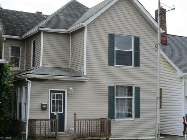 248 W Main Street, Barnesville, OH 43713 (MLS #4197935) :: The Art of Real Estate