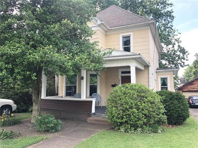 1809 Plum Street, Parkersburg, WV 26101 (MLS #4197986) :: The Crockett Team, Howard Hanna