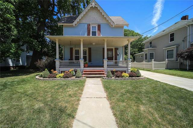 481 S State Street, Painesville, OH 44077 (MLS #4197995) :: The Holden Agency