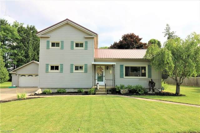 100 New London Avenue, New London, OH 44851 (MLS #4198172) :: The Holden Agency