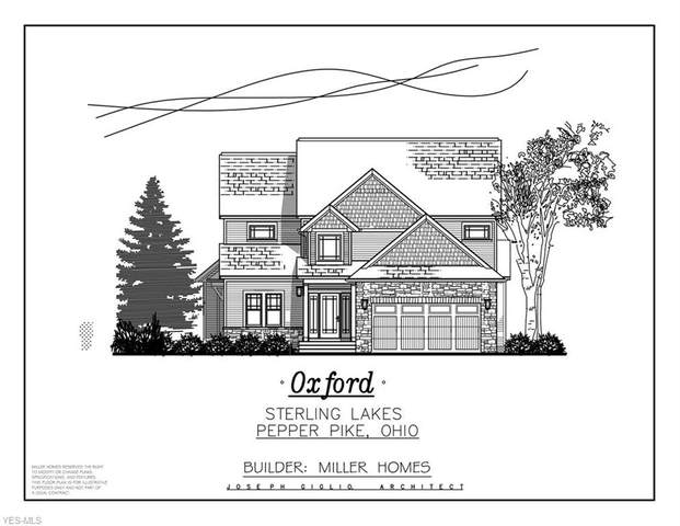 S/L 160 Renoir Way, Pepper Pike, OH 44124 (MLS #4198290) :: The Art of Real Estate