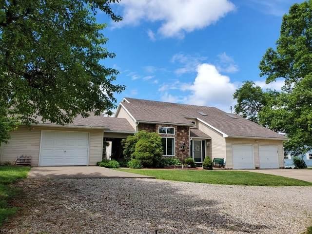 25 Benson Drive, Parkersburg, WV 26104 (MLS #4198354) :: The Holden Agency