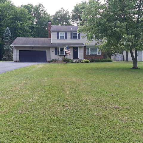 2700 Mahan Denman Road NW, Bristolville, OH 44402 (MLS #4198367) :: RE/MAX Valley Real Estate