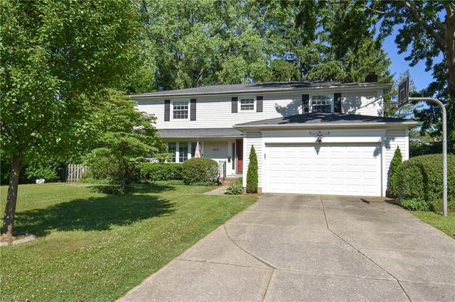 393 Powell Drive, Bay Village, OH 44140 (MLS #4198433) :: The Art of Real Estate