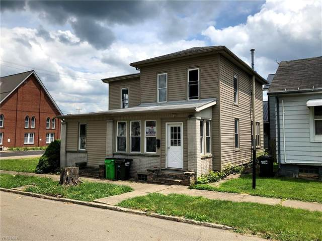 107 Uhrich Street N, Uhrichsville, OH 44683 (MLS #4198465) :: The Holden Agency
