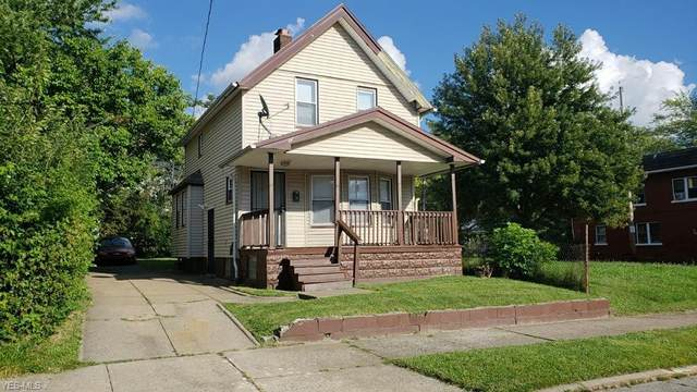 3631 E 118th Street, Cleveland, OH 44105 (MLS #4198518) :: RE/MAX Trends Realty