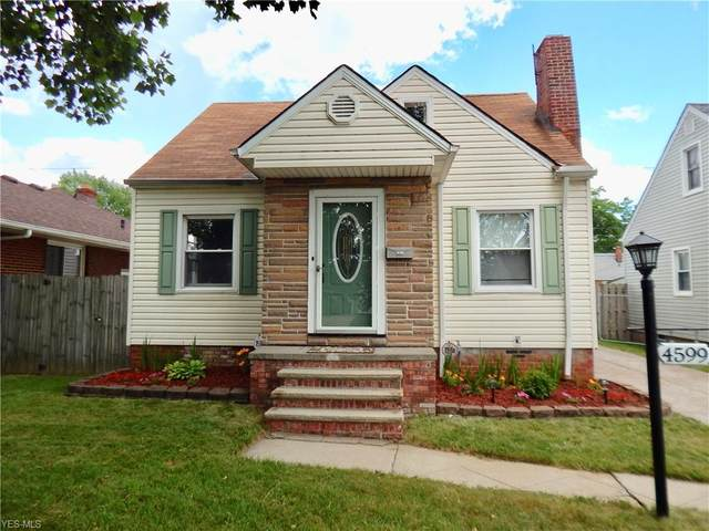 4599 W 56 Street, Cleveland, OH 44144 (MLS #4198523) :: The Holden Agency