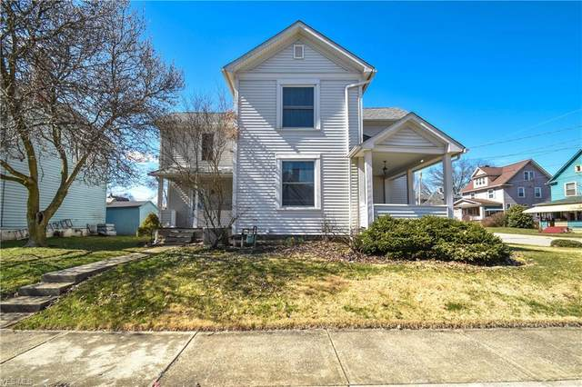89 North Avenue W, East Palestine, OH 44413 (MLS #4198817) :: The Art of Real Estate