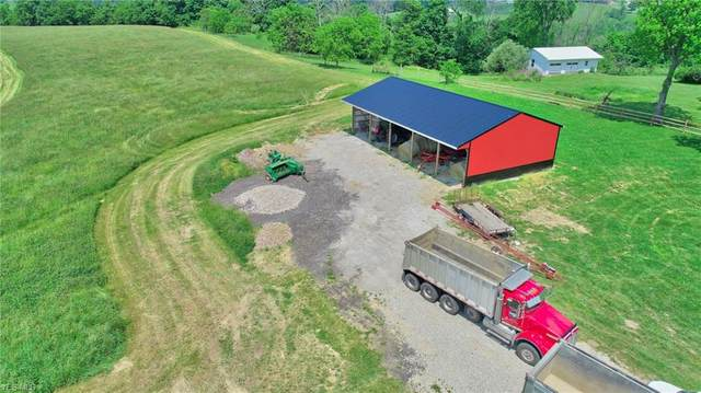 1105 Rix Mills Road, New Concord, OH 43762 (MLS #4198918) :: RE/MAX Trends Realty