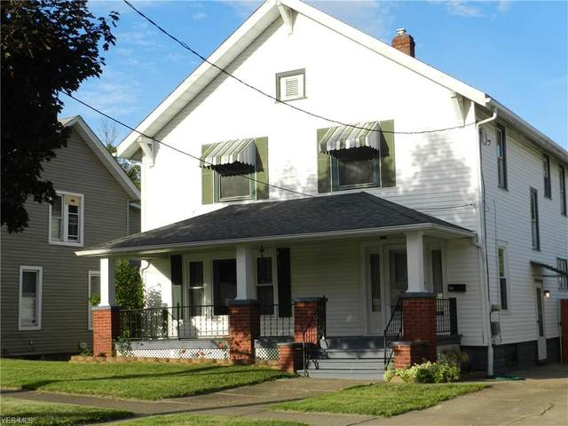 611 S Chestnut Street, Ravenna, OH 44266 (MLS #4198942) :: The Holden Agency