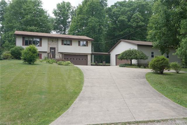50 Iroquois Trail, Malvern, OH 44644 (MLS #4198985) :: The Holden Agency
