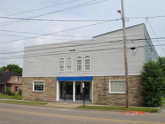 66 W Main Street, East Palestine, OH 44413 (MLS #4199107) :: The Art of Real Estate