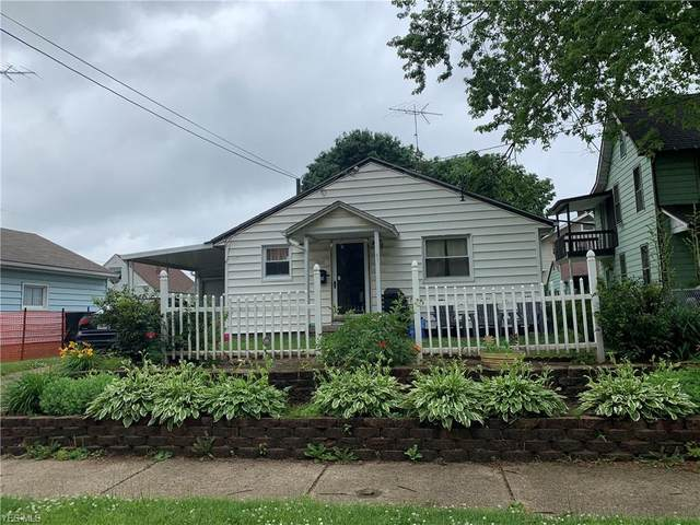 1307 Wertz Avenue SW, Canton, OH 44710 (MLS #4199131) :: The Crockett Team, Howard Hanna