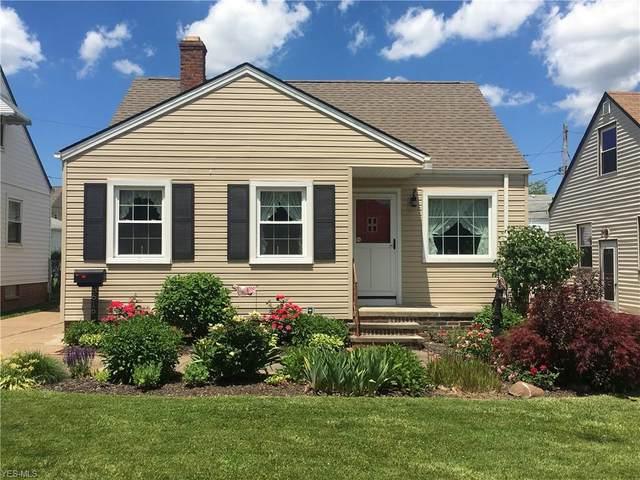 8616 Behrwald Avenue, Brooklyn, OH 44144 (MLS #4199310) :: Tammy Grogan and Associates at Cutler Real Estate