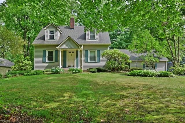 8625 Squires Lane NE, Warren, OH 44484 (MLS #4199327) :: The Art of Real Estate
