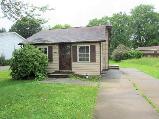 434 Fritsch Avenue, Akron, OH 44312 (MLS #4199380) :: The Art of Real Estate