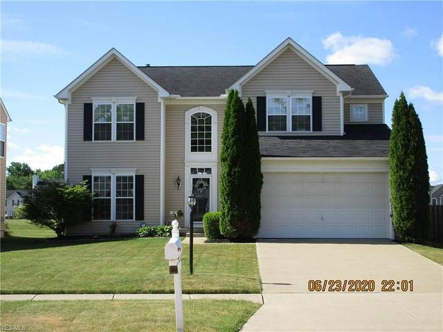 37901 Pebble Lake Trail, North Ridgeville, OH 44039 (MLS #4199879) :: The Holden Agency