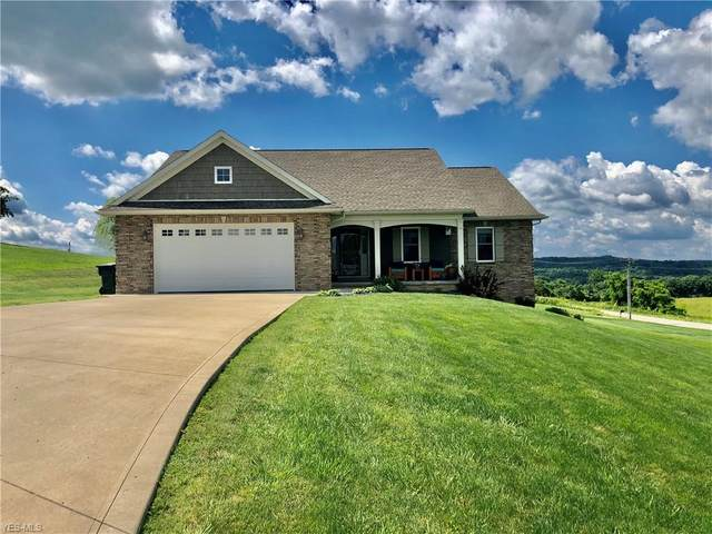 45611 Ridgeline Drive, St. Clairsville, OH 43950 (MLS #4199925) :: The Holden Agency