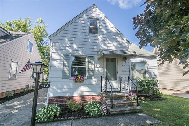 412 E 323rd Street, Willowick, OH 44095 (MLS #4200058) :: RE/MAX Above Expectations