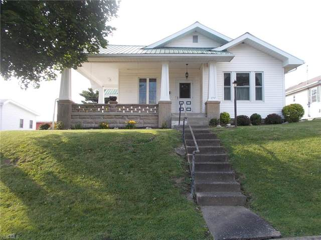 153 Bethesda Street, Barnesville, OH 43713 (MLS #4200105) :: The Crockett Team, Howard Hanna