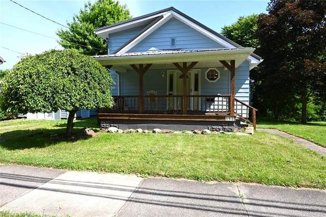 152 W Main Street, East Palestine, OH 44413 (MLS #4200132) :: Tammy Grogan and Associates at Cutler Real Estate