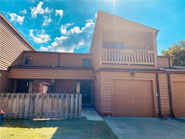 140 Kimrose Lane #140, Broadview Heights, OH 44147 (MLS #4200148) :: RE/MAX Edge Realty