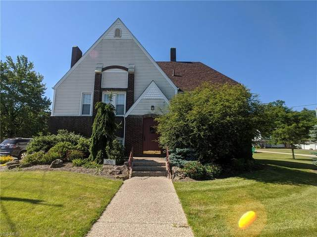 14760 Gaskill Drive NE, Alliance, OH 44601 (MLS #4200191) :: RE/MAX Trends Realty