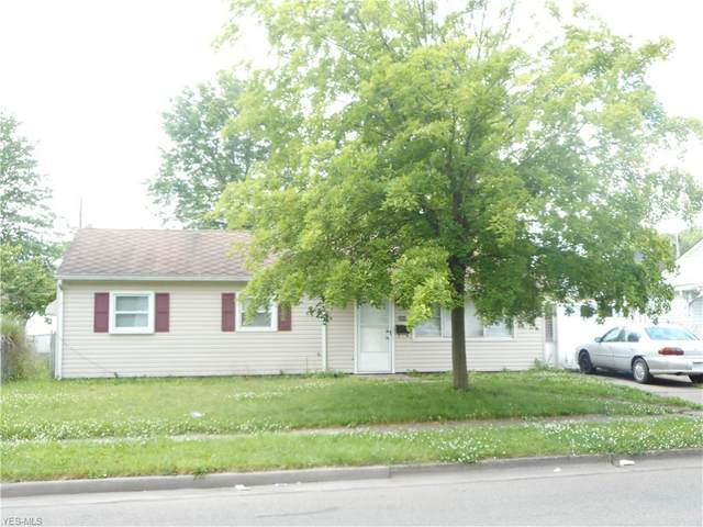 2662 19th Street NE, Canton, OH 44705 (MLS #4200265) :: Select Properties Realty