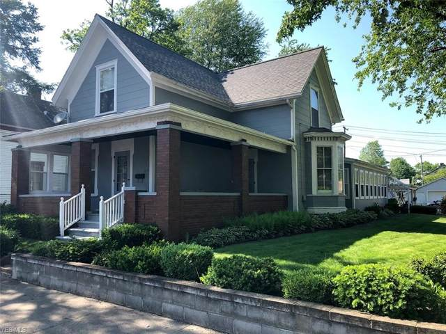 445 E 4th Street, Uhrichsville, OH 44683 (MLS #4200341) :: The Holden Agency