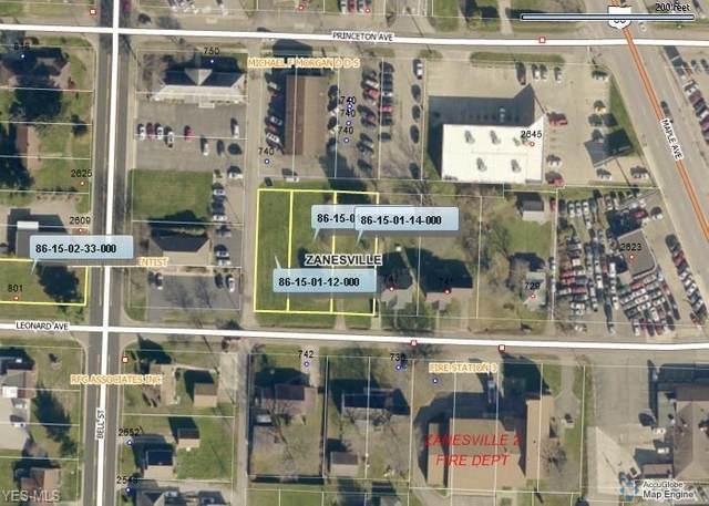 0 Leonard Avenue, Zanesville, OH 43701 (MLS #4200634) :: The Crockett Team, Howard Hanna