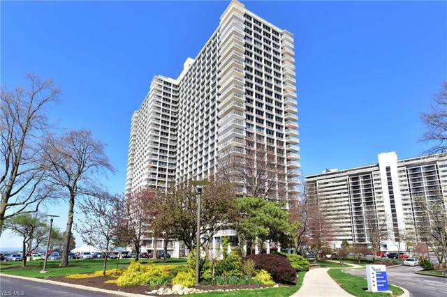 12700 Lake Avenue #1105, Lakewood, OH 44107 (MLS #4200639) :: The Holden Agency