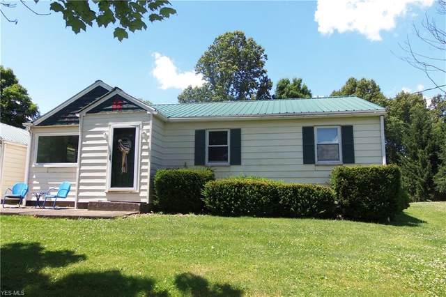 130 Bradys Ridge Road, Wellsburg, WV 26070 (MLS #4200685) :: The Holden Agency