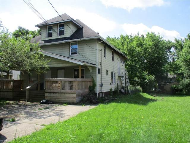 2314 Tuscarawas Street E, Canton, OH 44707 (MLS #4200765) :: The Holden Agency
